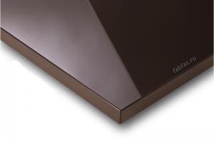 Мебельный фасад Шоколад - Оптовый поставщик комплектующих «Первая Фабрика Фасадов»