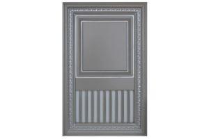 Мебельный фасад Силенцио с колонками - Оптовый поставщик комплектующих «Евростиль (Stival)»