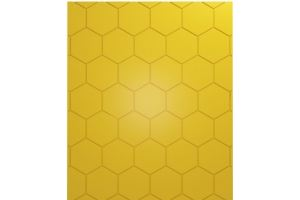 Мебельный фасад Соты Марсель Дюшан - Оптовый поставщик комплектующих «Невская мебельная корпорация»