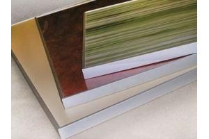 Мебельный фасад в Алюминиевом профиле - Оптовый поставщик комплектующих «Лика»