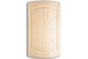 Мебельный фасад радиусный ВИКТОРИЯ 2 - Оптовый поставщик комплектующих «Первая Фабрика Фасадов»