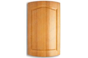 Мебельный фасад радиусный ВИКТОРИЯ - Оптовый поставщик комплектующих «Первая Фабрика Фасадов»