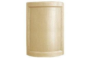 Мебельный фасад Выгнутый глухой - Оптовый поставщик комплектующих «Акрон»