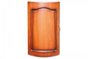 Мебельный фасад Выпуклый R-300 - Оптовый поставщик комплектующих «Массив»
