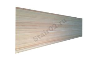 Мебельный щит цельноламельный из лиственнницы - Оптовый поставщик комплектующих «Ант»