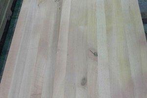 Мебельный щит из ольхи - Оптовый поставщик комплектующих «Буманс»
