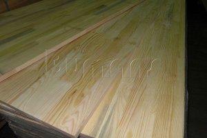 Мебельный щит из сосны - Оптовый поставщик комплектующих «Буманс»