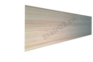 Мебельный щит сращенный из лиственницы - Оптовый поставщик комплектующих «Ант»