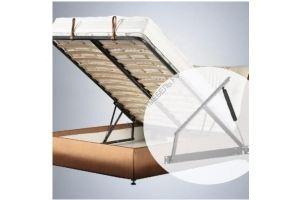 Механизм подъема кровати 559 (36°) с газлифтами 800N - Оптовый поставщик комплектующих «СМАРТМЕБЕЛЬ»