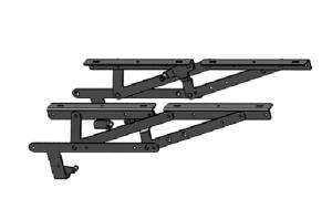 Механизм Пума 404/4 - Оптовый поставщик комплектующих «Ламель66»