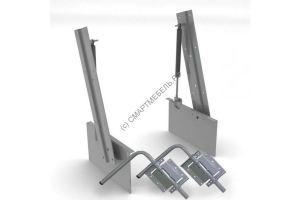 Механизм шкаф-кровати Smart-582V. Вертикальный - Оптовый поставщик комплектующих «СМАРТМЕБЕЛЬ»