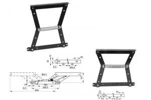 Механизм Тик-так - Оптовый поставщик комплектующих «Кузнецкий завод мебельной фурнитуры»