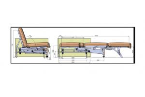 Механизм трансформации Изи бэд - Оптовый поставщик комплектующих «VIA FERRATA»