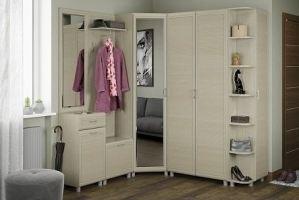 Прихожая МДФ Мелисса 11 - Мебельная фабрика «Д'ФаРД»