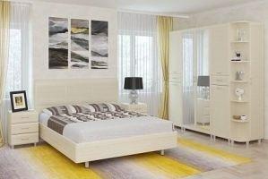 Спальня МДФ Мелисса 5 - Мебельная фабрика «Д'ФаРД»