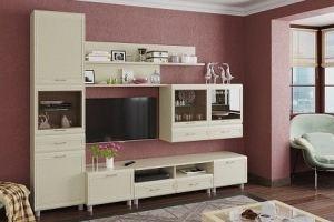 Красивая гостиная Мелисса композиция 2 - Мебельная фабрика «Д'ФаРД»