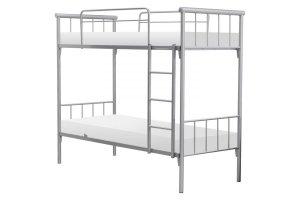 Металлическая двухъярусная кровать - Мебельная фабрика «Металлодизайн»