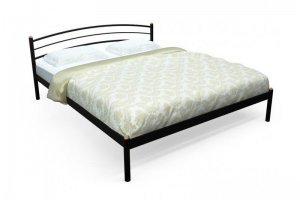 Металлическая кровать 7014 - Мебельная фабрика «ТАТАМИ»
