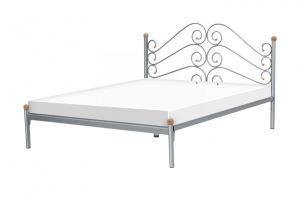 Металлическая кровать Адель - Мебельная фабрика «Металлодизайн»