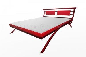 Металлическая кровать Арка - Мебельная фабрика «Металлодизайн»