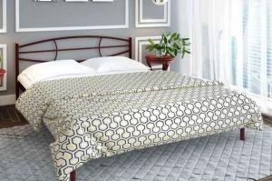 Металлическая кровать Catherine - Мебельная фабрика «Alitte»