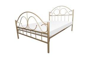 Металлическая кровать Диана - Мебельная фабрика «Металлодизайн»