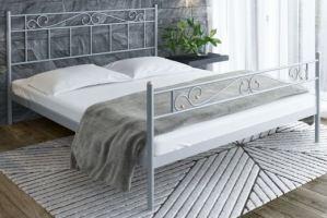 Металлическая кровать Laure - Мебельная фабрика «Alitte»