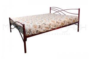 Металлическая кровать Мечта - Мебельная фабрика «Металлодизайн»