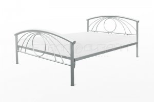 Металлическая кровать Венеция - Мебельная фабрика «Металлодизайн»