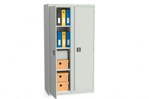 Металлический шкаф Архивный ШХА-100(50) - Мебельная фабрика «Металл-Завод»
