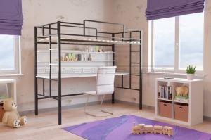 Металлокровать 2 - Мебельная фабрика «Полярис»