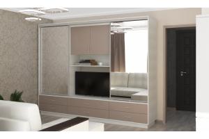 Гостиная Милос - Мебельная фабрика «Атлант»