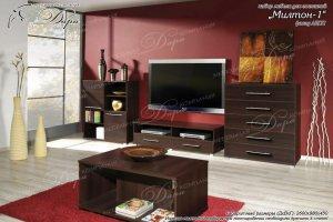 Набор мебели для гостиной Милтон-1 - Мебельная фабрика «Дара»