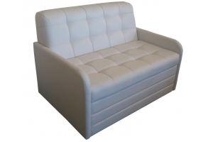 Мини диван белый - Мебельная фабрика «Европейский стиль»