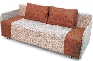 Мини-диван с подлокотником Панда 3 - Мебельная фабрика «Адмирал»