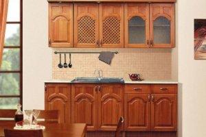 Мини-кухня классическая - Мебельная фабрика «Абсолют»