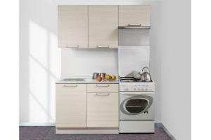 Мини кухня Классика 1500 - Мебельная фабрика «Боровичи-Мебель»