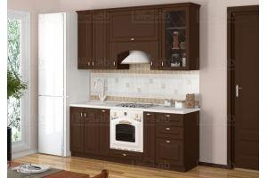 Мини кухня Римини 2,05 - Мебельная фабрика «Классика Мебели»