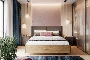 Мини-набор для спальни Livorno - Мебельная фабрика «Сильва»