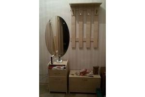 Мини прихожая с зеркалом - Мебельная фабрика «Народная мебель»
