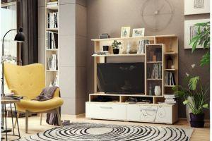 Мини-стенка Лоя - Мебельная фабрика «Мебельсон»