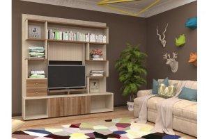 Мини стенка Сова 1 - Мебельная фабрика «МИГ»