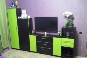 Мини-стенка в гостиную - Мебельная фабрика «Мебель +5»