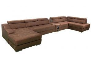 Многомодульный диван Макс - Мебельная фабрика «Мануфактура уюта»