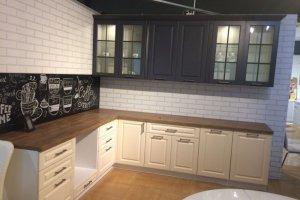 Кухня DALLAS - эмаль - Мебельная фабрика «Мебелькомплект»