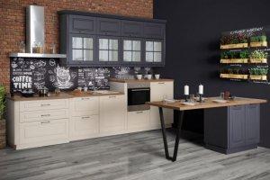 Кухня Модель DALLAS - эмаль - Мебельная фабрика «Мебелькомплект»
