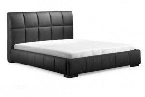 модная кровать обтянутая экокожей Дренд - Мебельная фабрика «МебельЛайн»