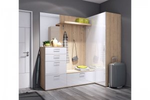 Модная прихожая Ар-Деко - Мебельная фабрика «Первая мебельная фабрика»