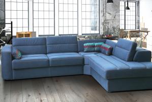 Модный диван Бормио - Мебельная фабрика «Ardoni»