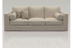 Модный диван для дома ALDES 17  - Мебельная фабрика «Alternativa Design»